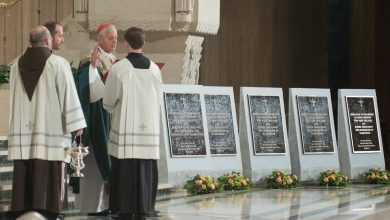 Photo of Archdiocese Honors Unknown, Buried Enslaved