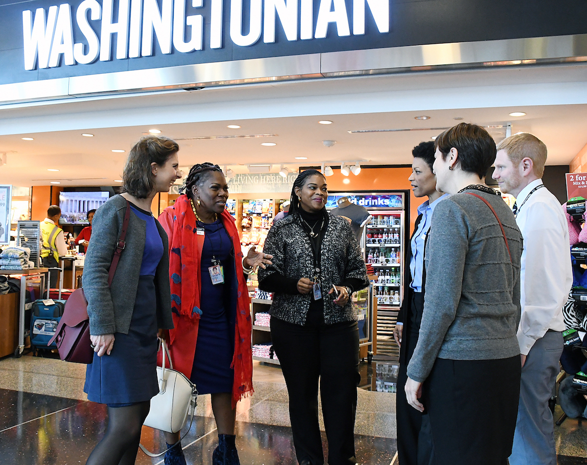 Photo of D.C. Native Brings Black Entrepreneurship to Airports