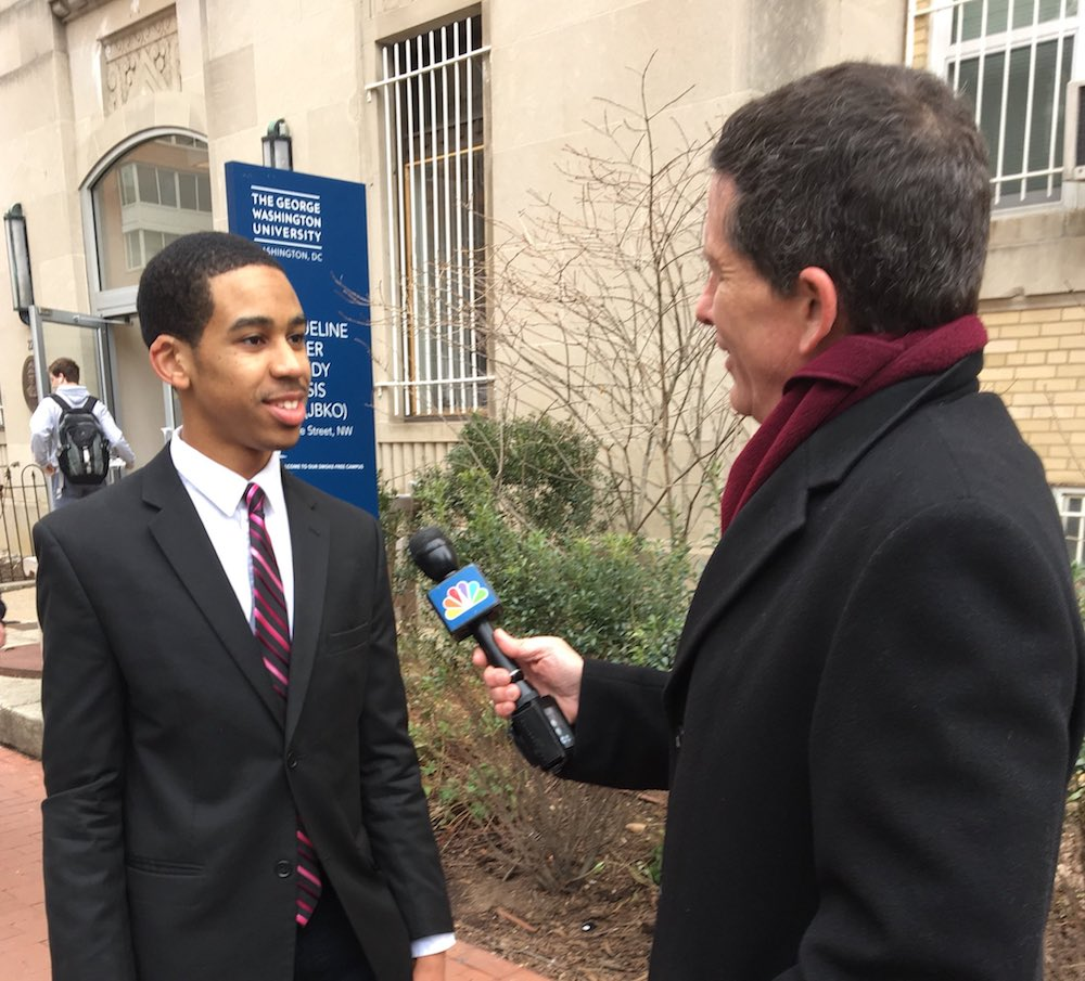Photo of College Student Among Democrats Seeking to Unseat Bowser