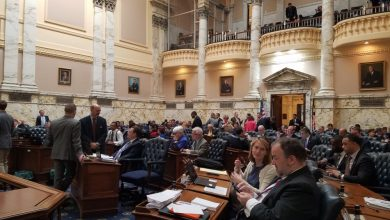 Photo of Md. Lawmakers Push Bills Ahead of Self-Imposed Deadline