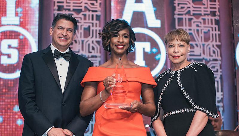 Photo of Alicia Boler Davis Honored with 2018 Black Engineer of the Year Award