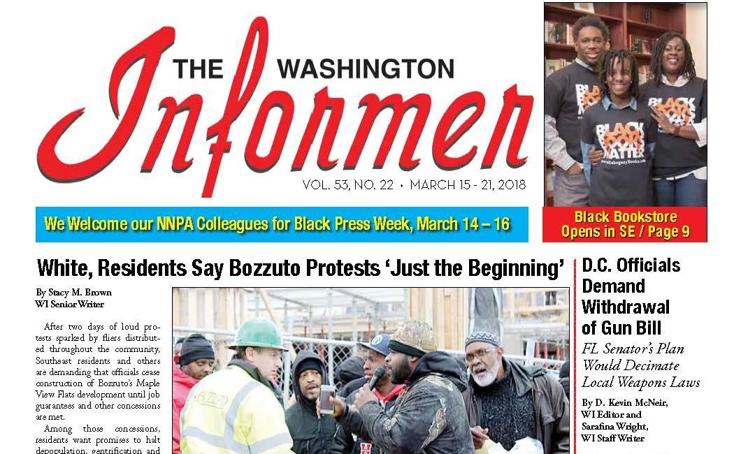 Photo of 3-15-18 Informer Edition