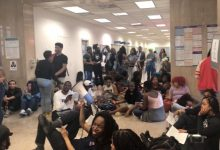 Photo of Howard Students Take Over Administration Building