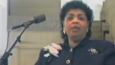 Photo of Linda Brown, Lead Plaintiff in Landmark Brown v. Board of Education Case, Dies