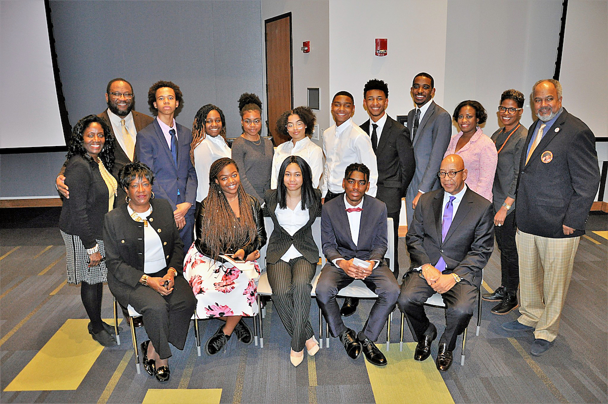 Photo of Youths Honor Barry's Legacy at Symposium