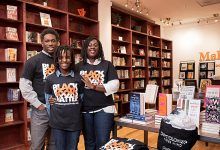 Photo of Black Bookstore Holds Grand Opening