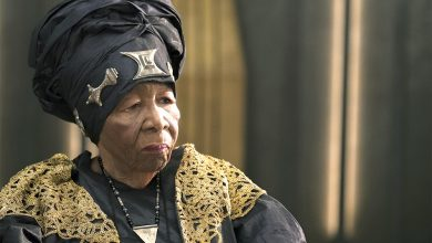 Photo of Dorothy Steel, 92, an Overnight Success with 'Black Panther' Role