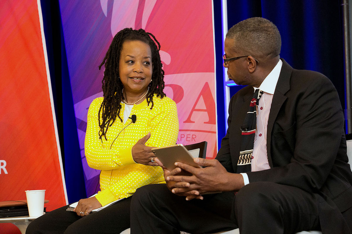 Photo of Parents, Black Publishers Talk Public Education