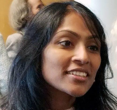 Krish Vignarajah (William J. Ford/The Washington Informer)