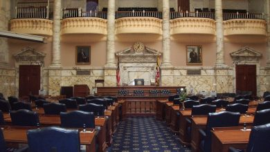 Photo of Md. House OKs Spending Plan after School Safety Debate