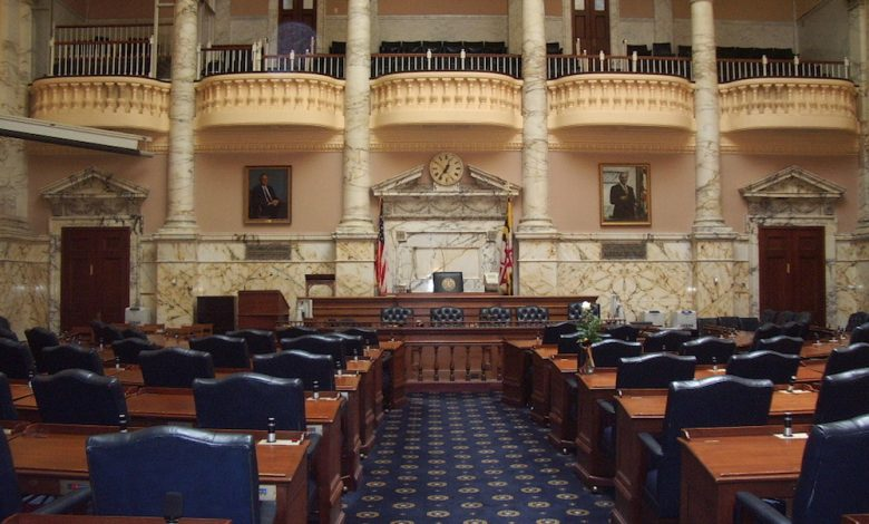 Maryland Chamber of House of Delegates