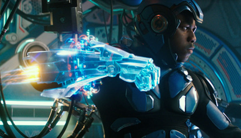 Photo of MOVIE REVIEW: 'Pacific Rim Uprising'