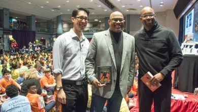 Photo of A Celebration of Diverse Books and Readers