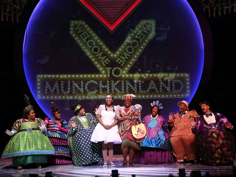 Photo of 'The Wiz' Revival Punctuates Possibilities, Power of Family Love