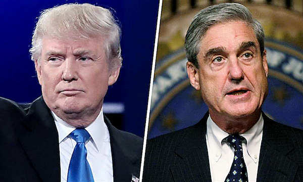 Photo of Trump 'Ready for War' with Mueller