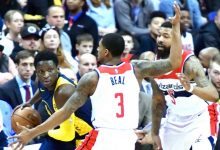 Photo of Wizards' Slide Continues in Loss to Pacers