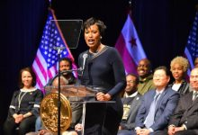 Photo of Bowser Lauds D.C.'s Accomplishments in State of the City Address