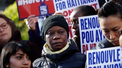 Photo of Plight of Haitians, Salvadorans Lost in DACA Debate
