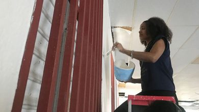 Photo of Howard Students Help to Rebuild in Puerto Rico