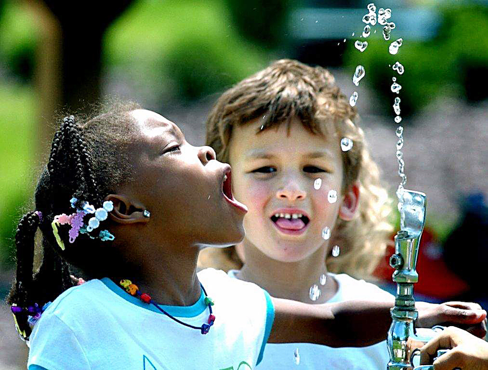 Photo of MONTGOMERY COUNTY IN THE NEWS: Public Schools Find Lead in Drinking Water
