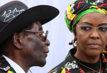 Photo of Grace Mugabe Banned from New Zealand
