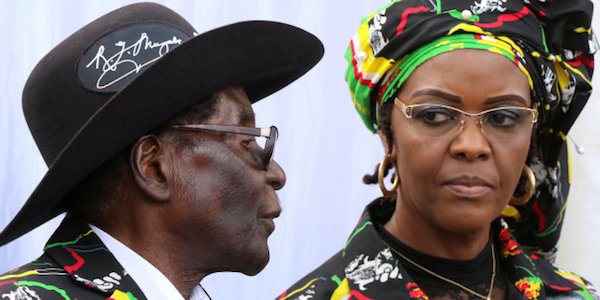 Photo of AFRICA NOW: Mugabe's Wife Accused of Ivory Smuggling