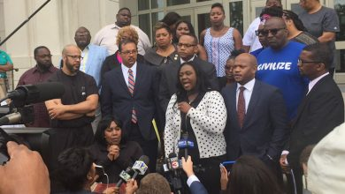 Photo of No Charges Filed Against Officers in Alton Sterling Shooting