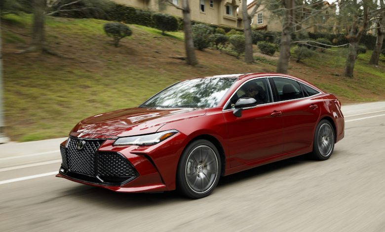 Photo of 2019 Toyota Avalon Gets Radical Facelift for New Generation