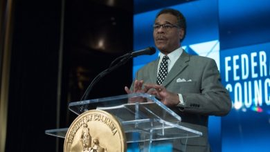 Photo of Rep. Emanuel Cleaver to Receive Truman Good Neighbor Award