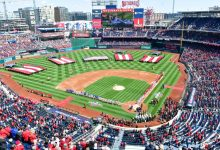 Photo of Washington Nationals to Allow Fans at Nationals Park for 2021
