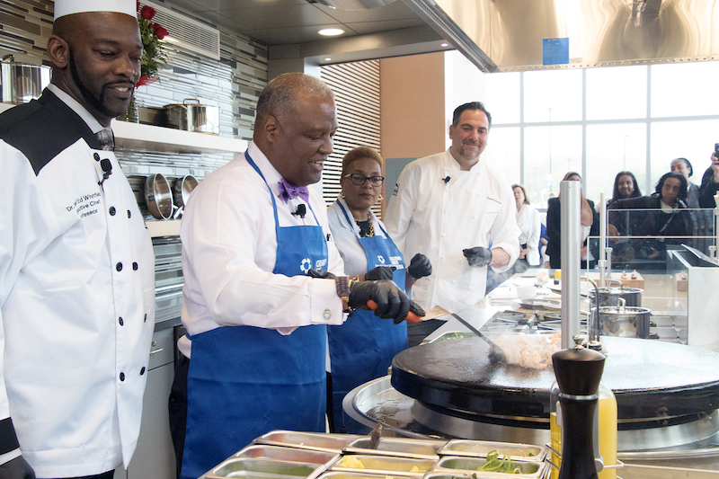 Photo of PGCC Opens New Culinary Center