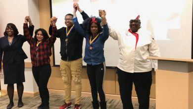 Photo of PRINCE GEORGE'S COUNTY EDUCATION BRIEFS: Culinary Winners