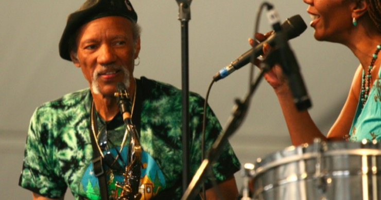 Photo of Neville Brothers Saxophonist Charles Neville Dies at 79