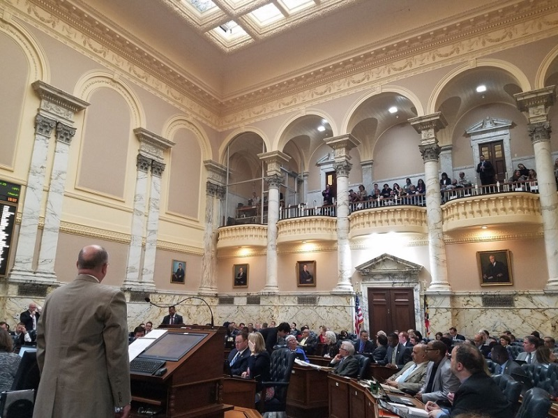 Photo of Md. Lawmakers OK Amazon Incentive Package