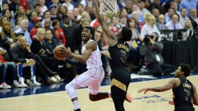 Photo of Raptors Take Game 6, End Wizards' Season