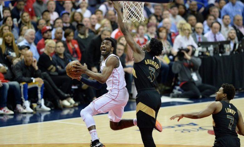 Photo of Raptors Take Game 6, End Wizards' Season