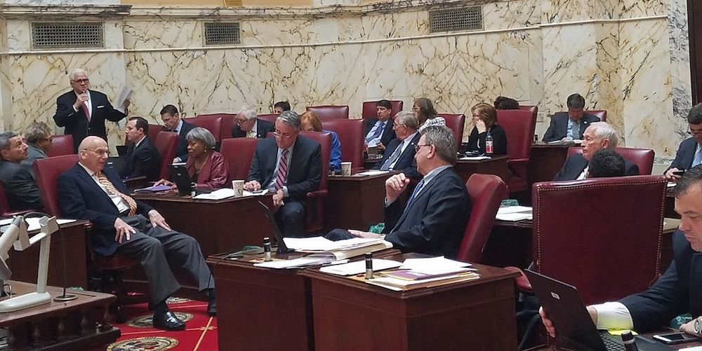 Photo of Medical Marijuana Heads Agenda on Last Day of Maryland General Assembly