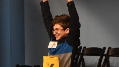 Photo of Deal Middle School Boasts D.C.'s Top Spellers