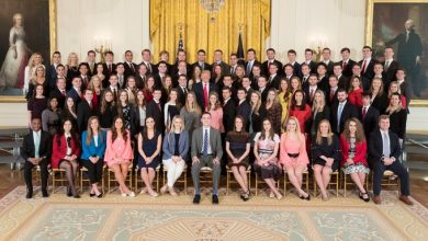 Photo of White House Criticized for Interns' Lack of Diversity