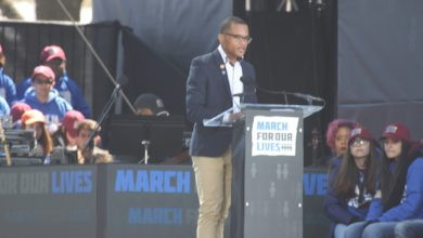 Photo of D.C. Teens Push for Gun Control Legislation