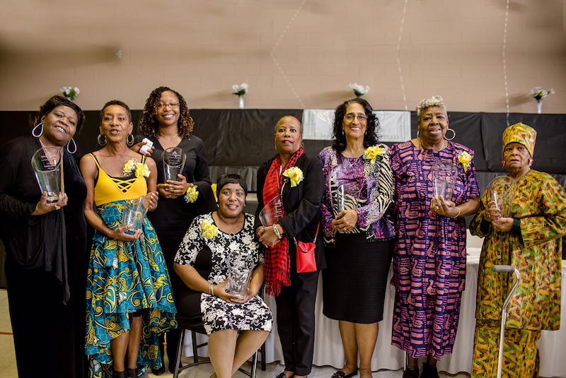 Photo of Ward 7 Celebrates Exemplary Women