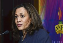 Photo of Trump Campaign Struggles Early in Attacking Kamala Harris