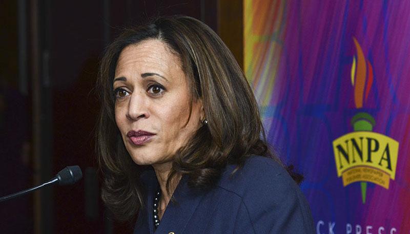 Photo of Sen. Kamala Harris Won't Take PAC Money