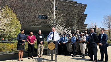 Photo of D.C. Police to Get Lesson in Black History