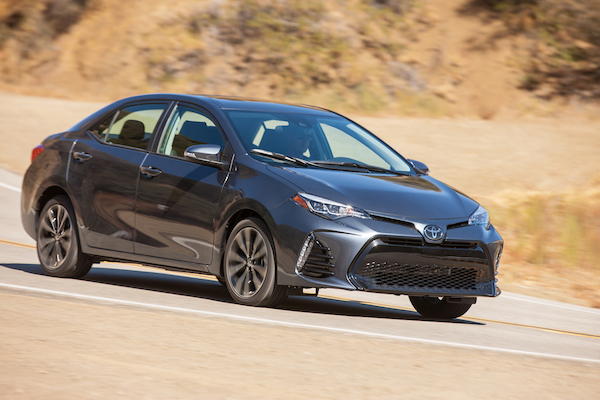 Photo of Toyota Corolla Still a Thrifty — and Stylish — Choice