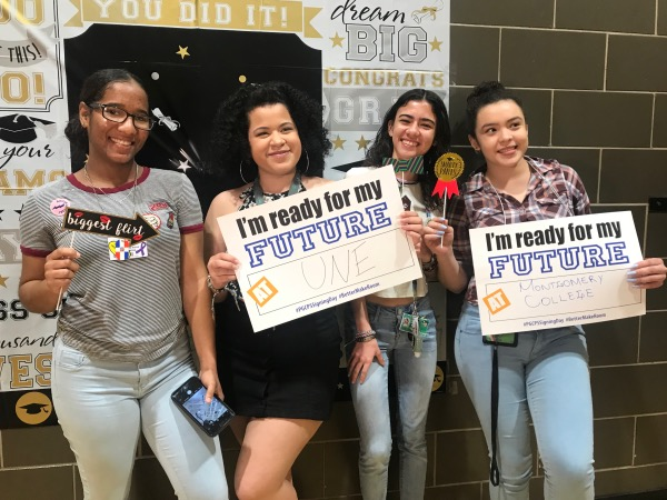 PGCPS seniors and their families are reminded to make sure everything from attire to invitation lists are ready for graduation day. (Courtesy of PGCPS)