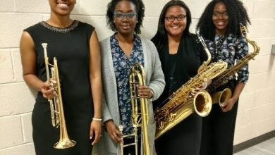 Photo of Howard University's Jazz Ensemble Welcomes All Musicians