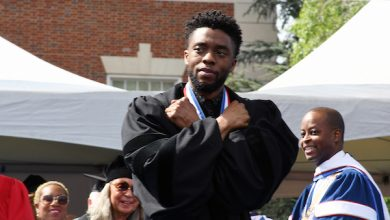 Photo of 'Black Panther' Star Chadwick Boseman Dies Age 43 from Colon Cancer