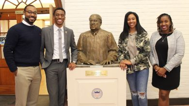 Photo of Howard U. Law School Opens Civil Rights Center