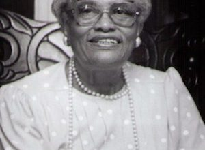 Photo of Lawyer, Activist Dovey Johnson Roundtree Dies at 104